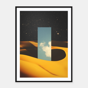 Thumbnail image of Monolith II Framed poster, Live Heroes
