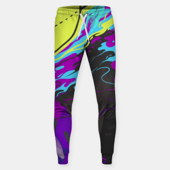 Thumbnail image of Ether Cotton sweatpants, Live Heroes