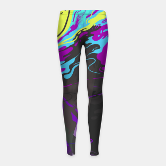 Thumbnail image of Ether Girl's leggings, Live Heroes
