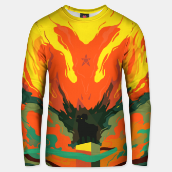 Thumbnail image of Ritual Cotton sweater, Live Heroes