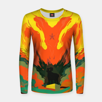 Thumbnail image of Ritual Woman cotton sweater, Live Heroes