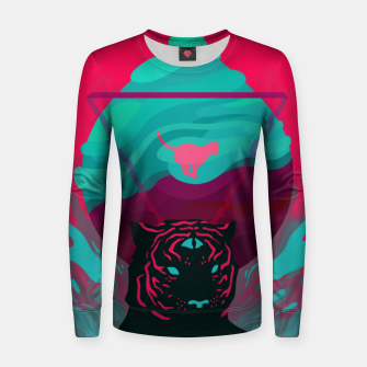 Thumbnail image of Phobia Woman cotton sweater, Live Heroes