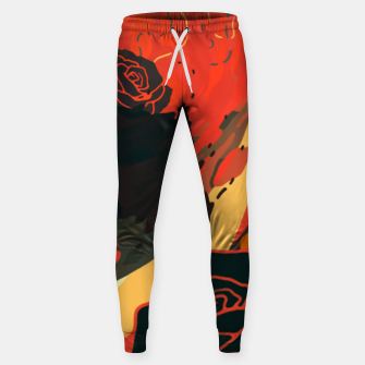 Thumbnail image of Pivot Cotton sweatpants, Live Heroes