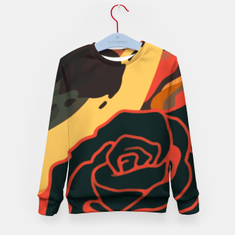 Thumbnail image of Pivot Kid's sweater, Live Heroes