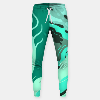 Thumbnail image of Muse Cotton sweatpants, Live Heroes
