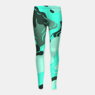 Thumbnail image of Muse Girl's leggings, Live Heroes