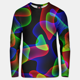 Thumbnail image of Plasma Color Waves Cotton sweater, Live Heroes