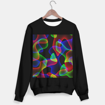 Thumbnail image of Plasma Color Waves Sweater regular, Live Heroes