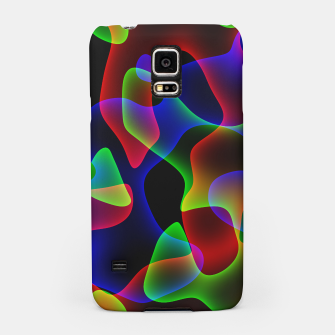 Thumbnail image of Plasma Color Waves Samsung Case, Live Heroes