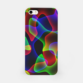 Thumbnail image of Plasma Color Waves iPhone Case, Live Heroes