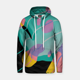 Thumbnail image of Float Cotton hoodie, Live Heroes
