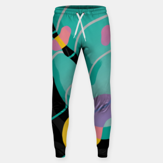 Thumbnail image of Float Cotton sweatpants, Live Heroes