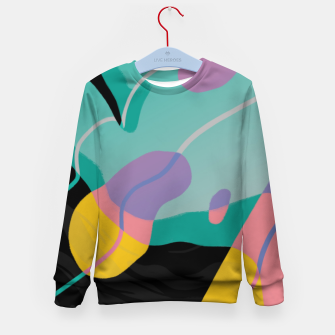 Thumbnail image of Float Kid's sweater, Live Heroes
