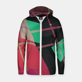 Thumbnail image of Tune Cotton zip up hoodie, Live Heroes