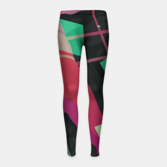 Thumbnail image of Tune Girl's leggings, Live Heroes