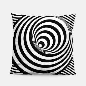 Miniatur Seventies Suomi Inspired Black&White - 01 Pillow, Live Heroes