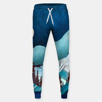Miniatur Moon Bay Cotton sweatpants, Live Heroes
