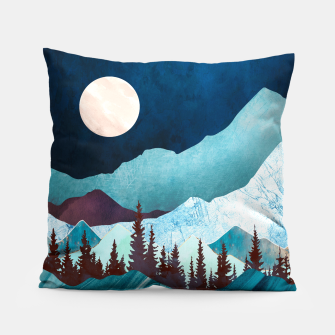 Miniatur Moon Bay Pillow, Live Heroes