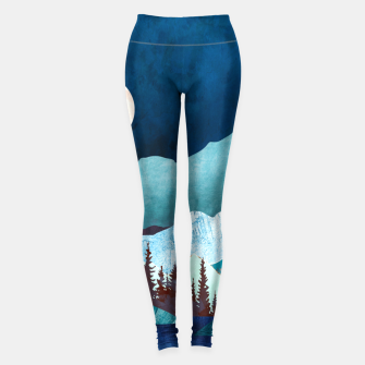 Thumbnail image of Moon Bay Leggings, Live Heroes