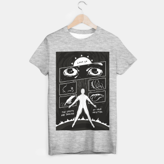 Thumbnail image of Look Up T-shirt regular, Live Heroes