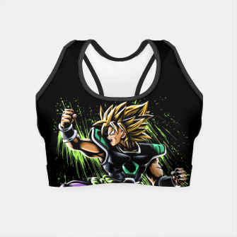 Thumbnail image of Legendary Attack Crop Top, Live Heroes