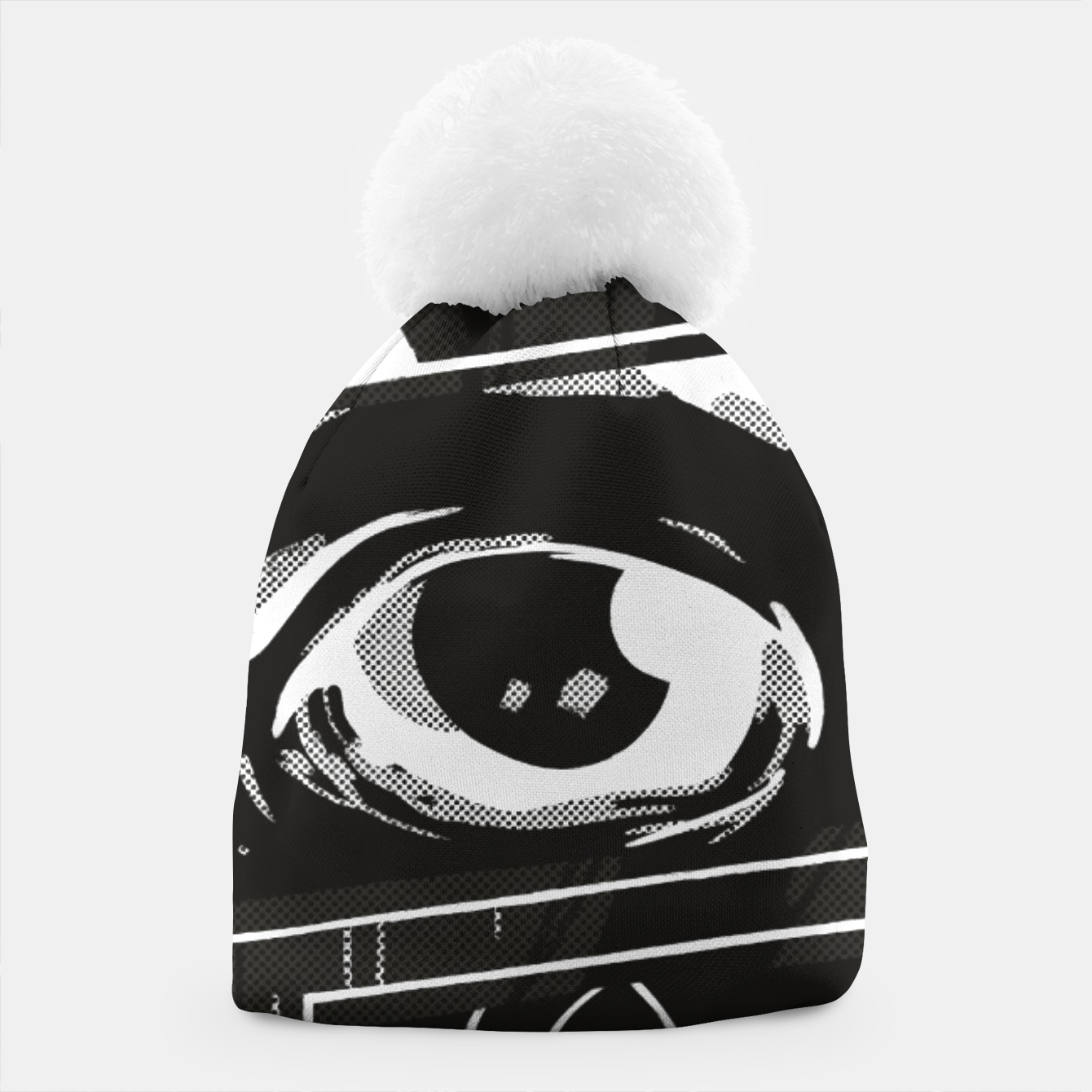 Image of Look Up Beanie - Live Heroes