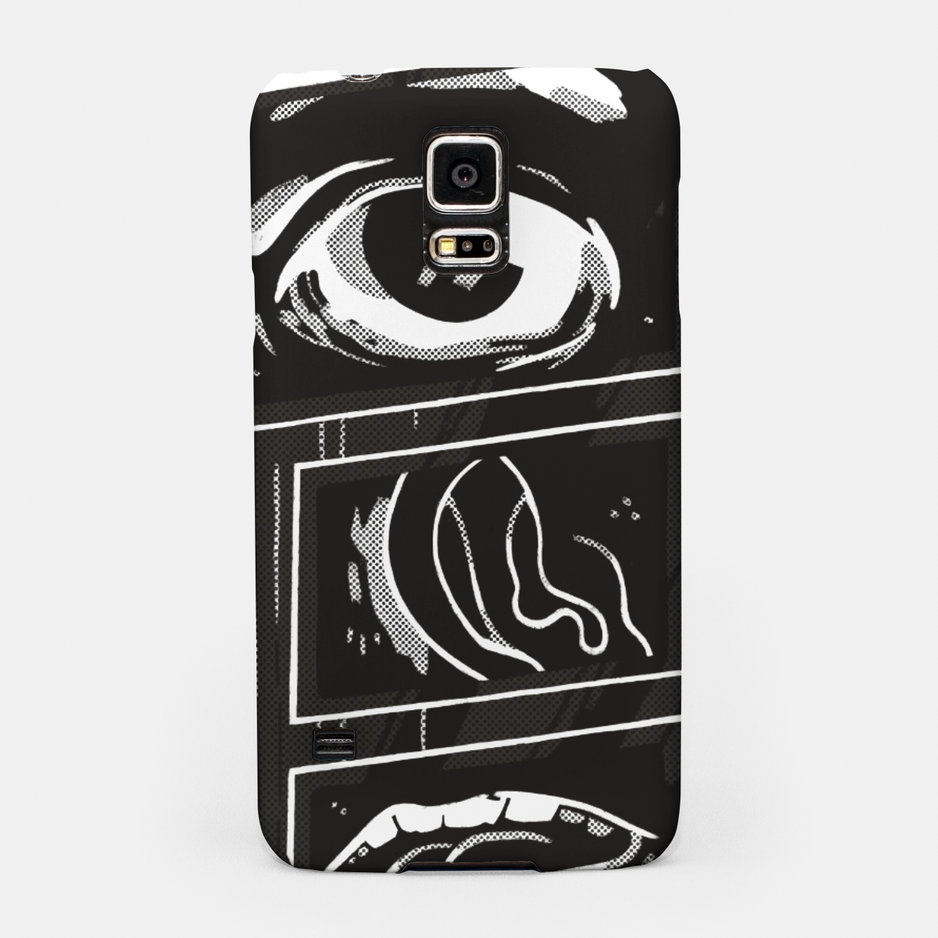 Image of Look Up Samsung Case - Live Heroes