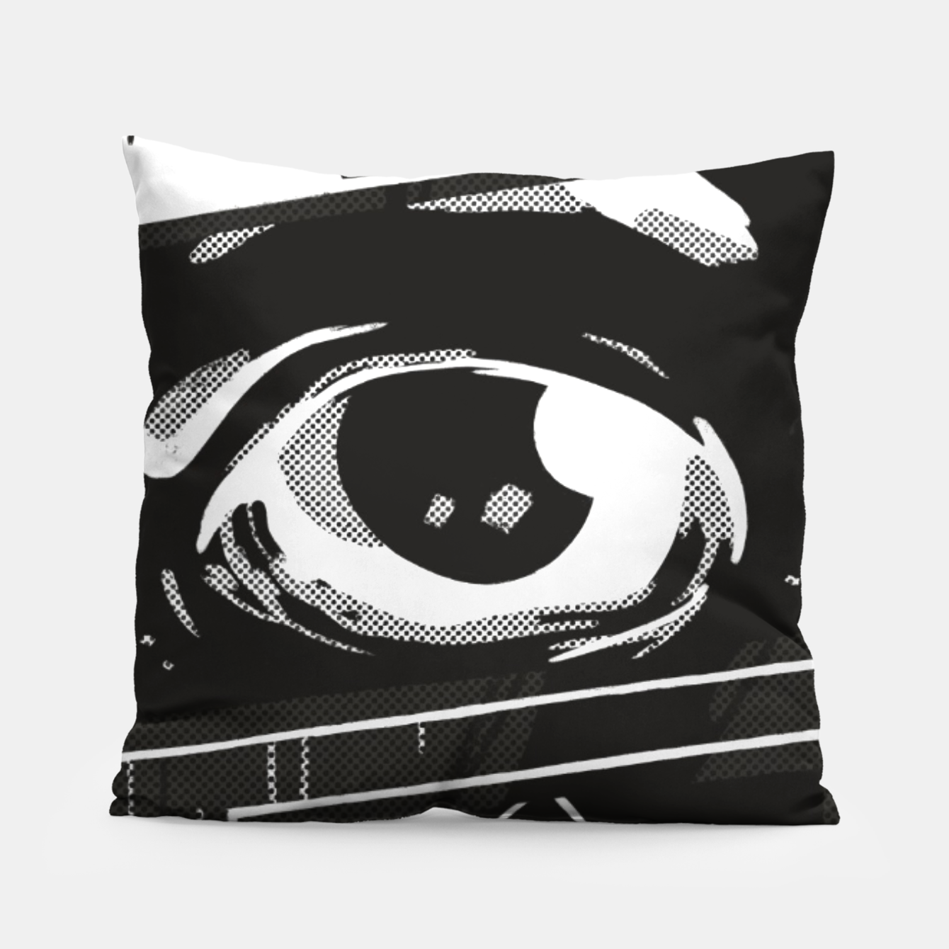 Image of Look Up Pillow - Live Heroes