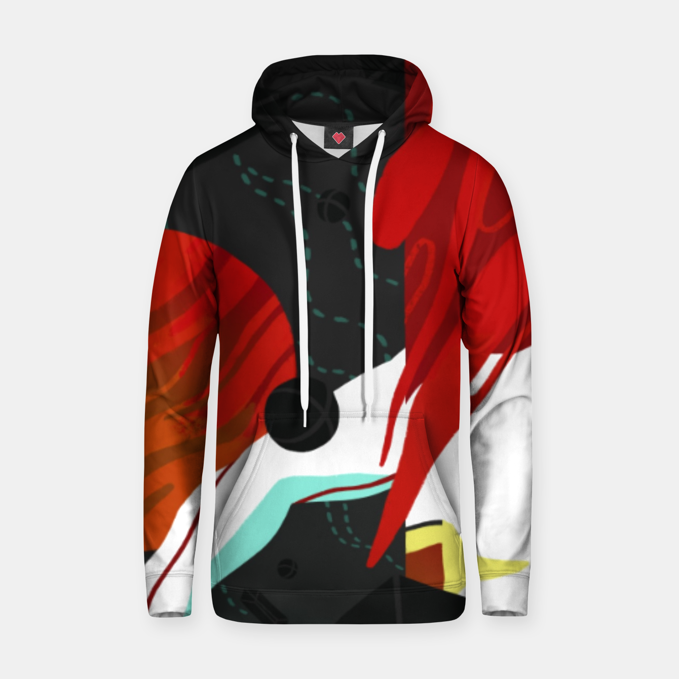 Image of Growth Cotton hoodie - Live Heroes