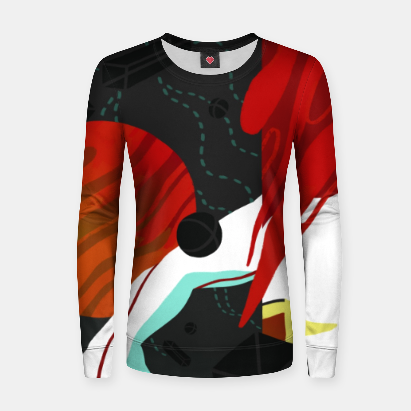 Image of Growth Woman cotton sweater - Live Heroes