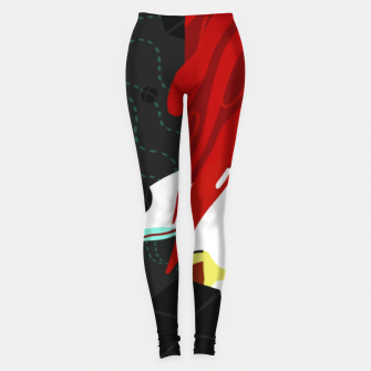 Thumbnail image of Growth Leggings, Live Heroes