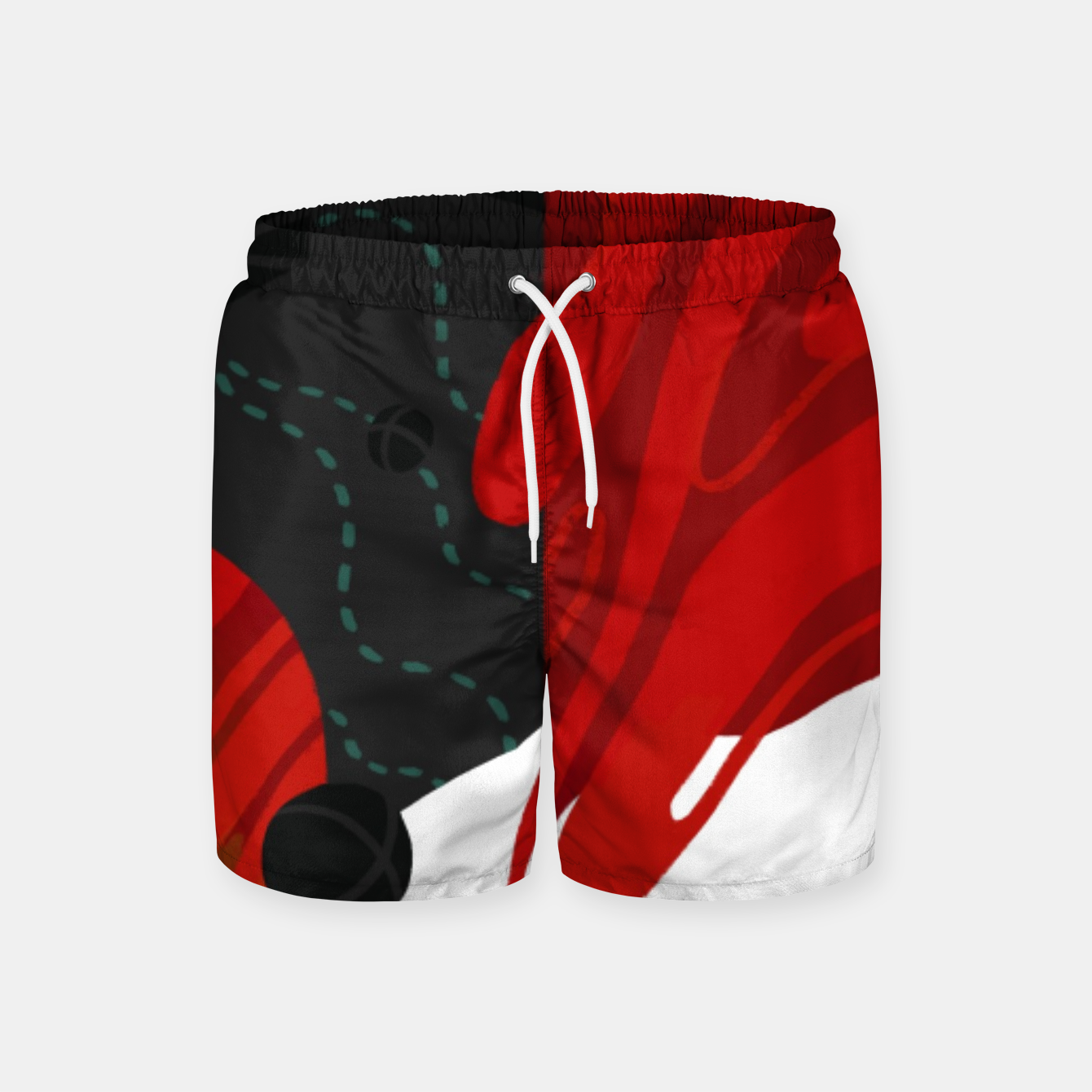 Image of Growth Swim Shorts - Live Heroes