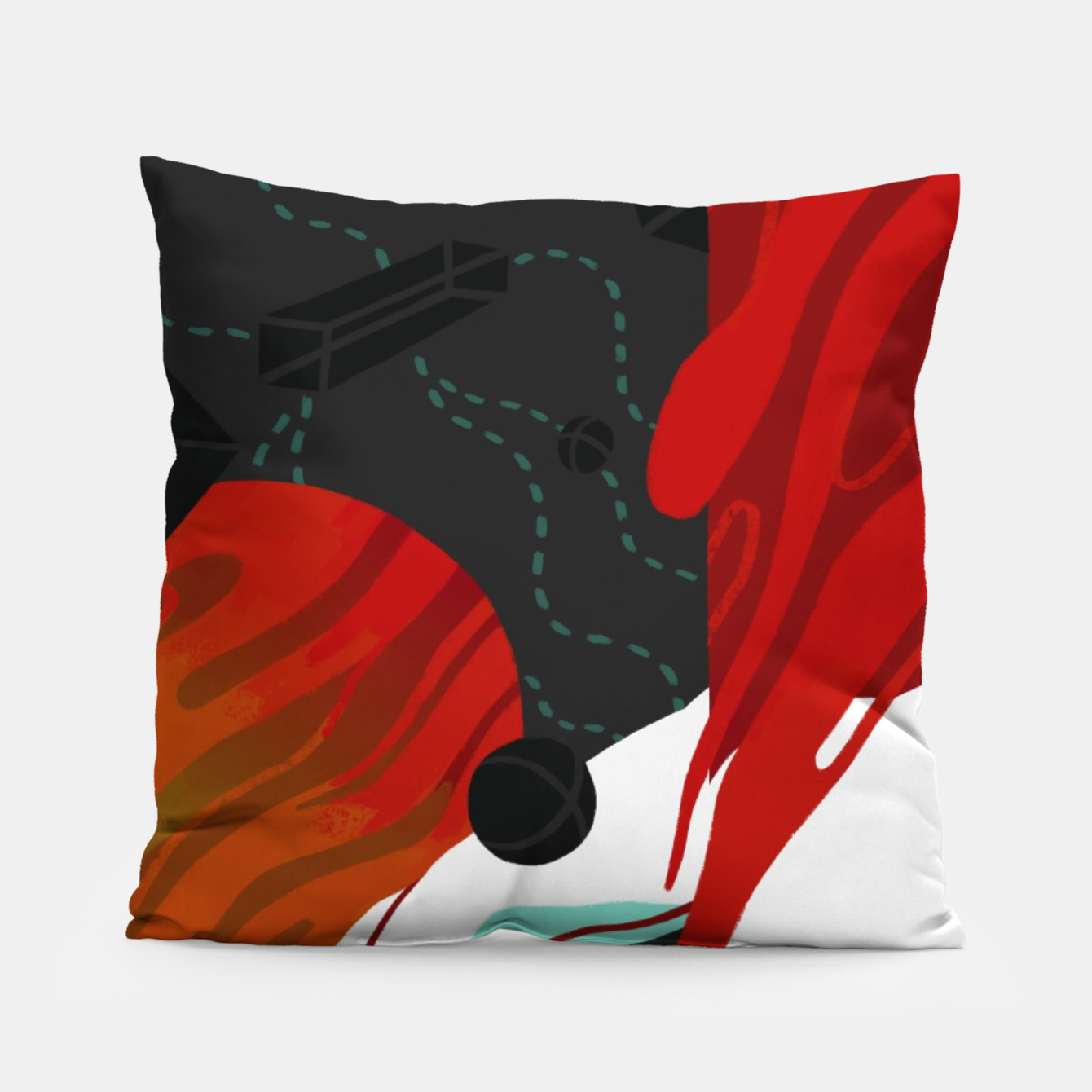 Image of Growth Pillow - Live Heroes
