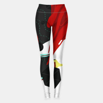 Miniatur Growth Leggings, Live Heroes
