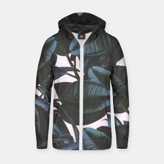 Thumbnail image of Charming Impression Cotton zip up hoodie, Live Heroes