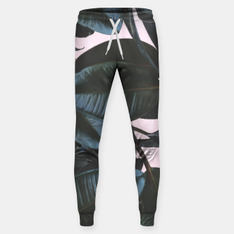 Thumbnail image of Charming Impression Cotton sweatpants, Live Heroes