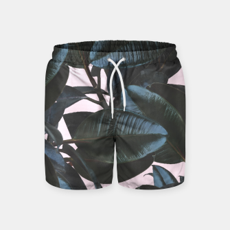 Thumbnail image of Charming Impression Swim Shorts, Live Heroes