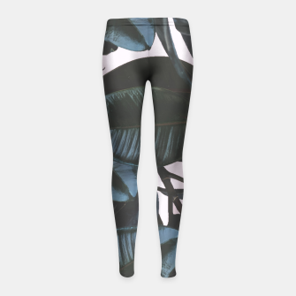 Thumbnail image of Charming Impression Girl's leggings, Live Heroes