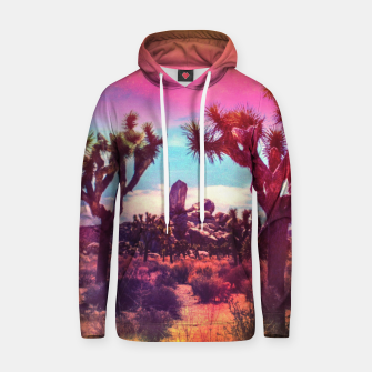 Thumbnail image of Jupiter Desert Cotton hoodie, Live Heroes