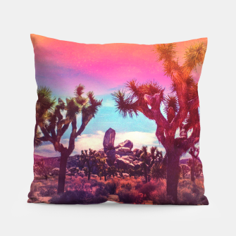 Thumbnail image of Jupiter Desert Pillow, Live Heroes