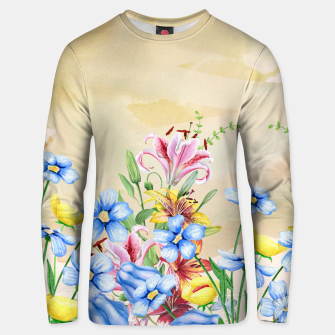 Thumbnail image of Snowlily Cotton sweater, Live Heroes