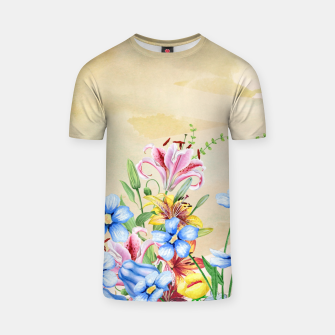 Thumbnail image of Snowlily T-shirt, Live Heroes