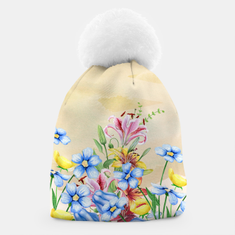 Thumbnail image of Snowlily Beanie, Live Heroes