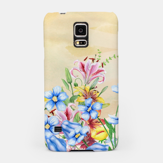 Thumbnail image of Snowlily Samsung Case, Live Heroes