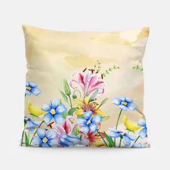 Thumbnail image of Snowlily Pillow, Live Heroes