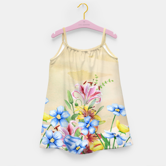 Thumbnail image of Snowlily Girl's dress, Live Heroes