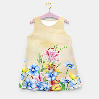 Thumbnail image of Snowlily Girl's summer dress, Live Heroes