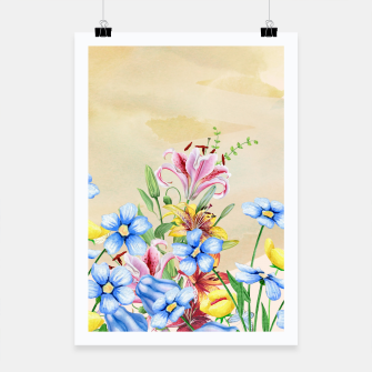 Thumbnail image of Snowlily Poster, Live Heroes