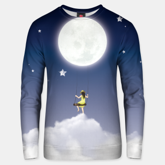Miniature de image de girl and the moon Coton pull, Live Heroes