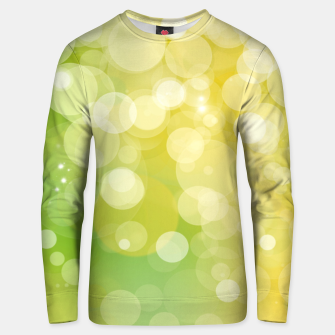 Thumbnail image of Green Dots Cotton sweater, Live Heroes